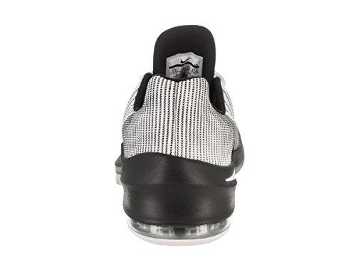 Nike Max Da Uomo Nero Air Infuriate IiScarpe Basket c43jL5qAR