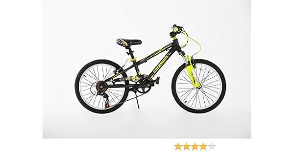 Bicicleta Infantil de AleaciÓN Aluminio con Cambios Shimano Para ...