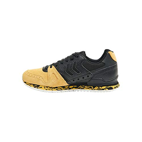Nero Black Marathona Da Hummel Scarpe Uomo Colore Adder 07q8w5O