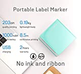 Portable Bluetooth Thermal Printer Pocket Mobile