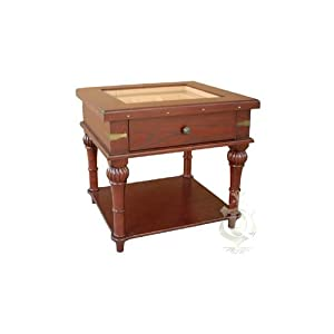 Coffee Table And Cigar Humidor   Holds 300 Cigars