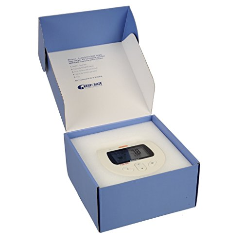 RESPeRATE Deluxe Duo: Device for Lowering High Blood Pressure Naturally. The only Non-Drug Hypertension Treatment. With Backlight for Use At Night. by RESPeRATE (Image #5)