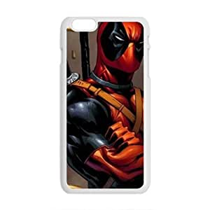 Deadpool VS Alucard Cell Phone Case for Iphone 6 Plus