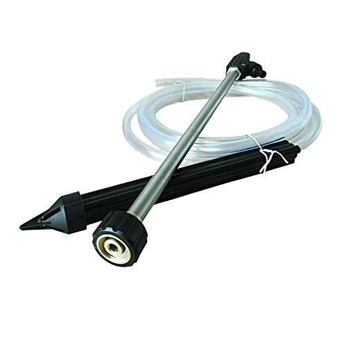 (Fityle Sandblasting Hose Sand blastering Pressure Washer Sand & Wet Blaster Nozzle Tools Quick Connect)