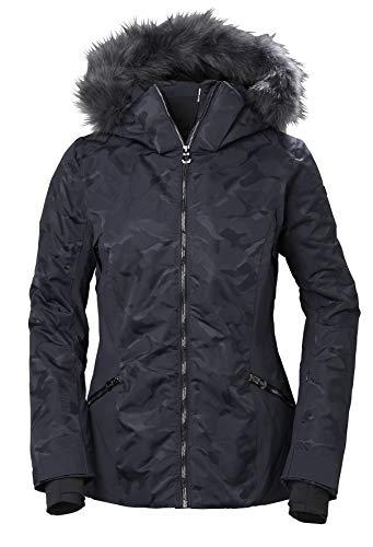 Helly Hansen Women's Skistar Jacket, Graphite Blue, M