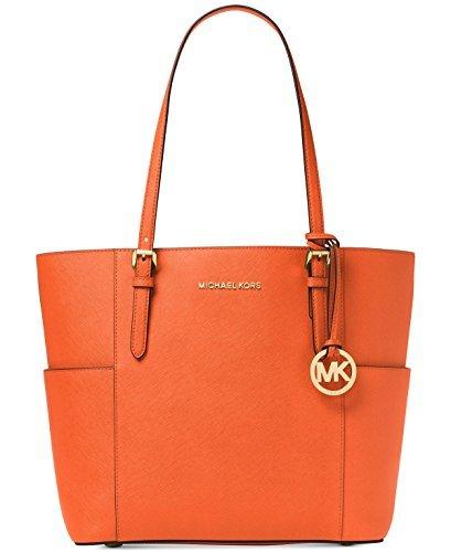 Michael Kors Orange Handbag - 2