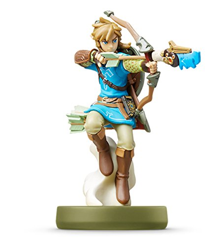 Amiibo-Link-ARCHER-Breath-of-the-Wild-The-Legend-of-Zelda-Series-Japan-Import-Nintendo-Wii-U