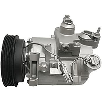 RYC Remanufactured AC Compressor and A/C Clutch FG675