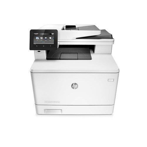 HP CF377A#BGJ LaserJet Pro MFP M477FNW w/Ink Bundle