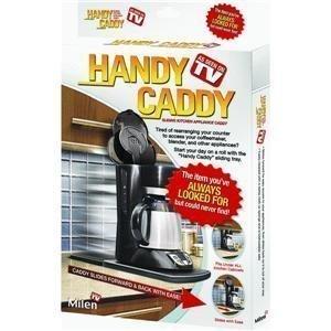 Handy Caddy Sliding Kitchen Under Cabinet Appliance Moving Caddy