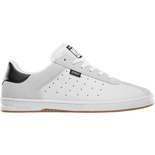 Etnies Scam Skate Schuh Weiß schwarz