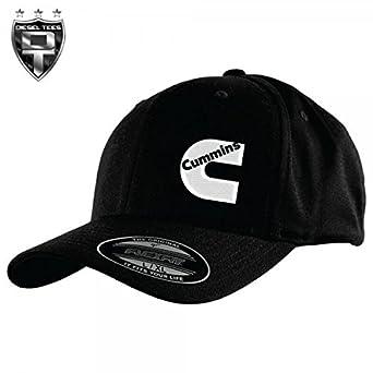 Cummins Diesel FlexFit Hats at Amazon Men s Clothing store  02a70f75060