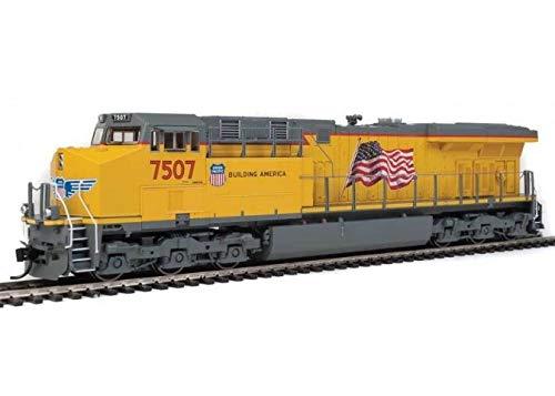 (GE ES44AH Evolution Series GEVO Locomotive - Standard DC -- Union Pacific(R) #7507 w/Low Headlight, Steerable Hi-Adhesion Trucks (US)