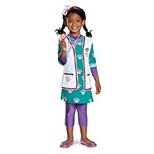 Doc McStuffins Pet Vet Deluxe Costume for Toddler