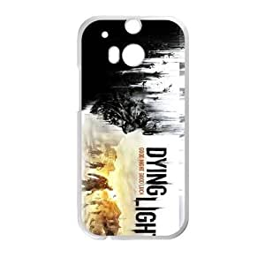 HTC One M8 Cell Phone Case White Dying Light SLI_682804