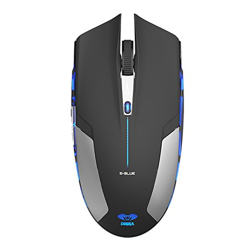 E-Blue Cobra Advance Wireless Gaming Mouse (EMS609BK)
