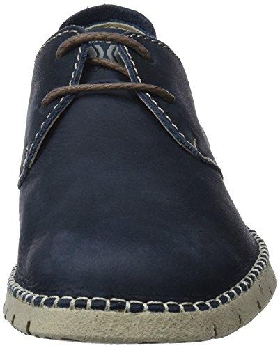 azul Abiatar 1 Derby De Callaghan Zapatos Para Cordones Azul Hombre 8zqz7d