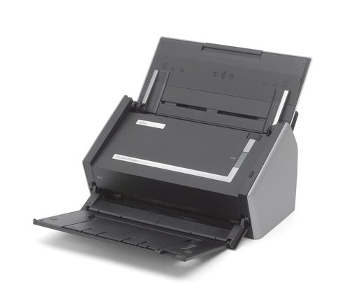 - Fujitsu ScanSnap S1500 Instant PDF Sheet-Fed Scanner for PC