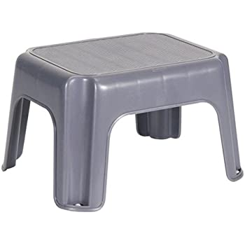 Amazon Com Rubbermaid Small Step Stool 12 2x10x7 1 In