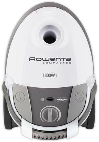 Rowenta RO176701 - Aspirador con cable Compacteo c/bolsa: Amazon ...
