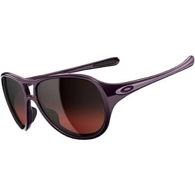 Oakley Twentysix.2 Sunglasses - Oakley Women's Active Authentic Sunglasses - Dark Plum/G40 Black Gradient / One Size Fits All