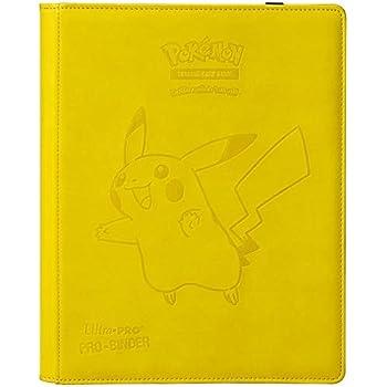 Amazon.com: Ultra Pro Pokemon Poke Ball 9-Pocket Portfolio ...