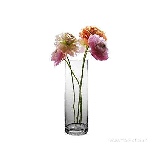Cylinder Vase, H-12