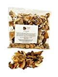 Dried Oyster Mushrooms - 4 Oz. Bag - Dehydrated Edible Gourmet Pleurotus Ostreatus Fungi