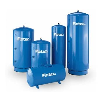 Flotec Vertical Pre-Charged Water System Tank - 85-Gallon