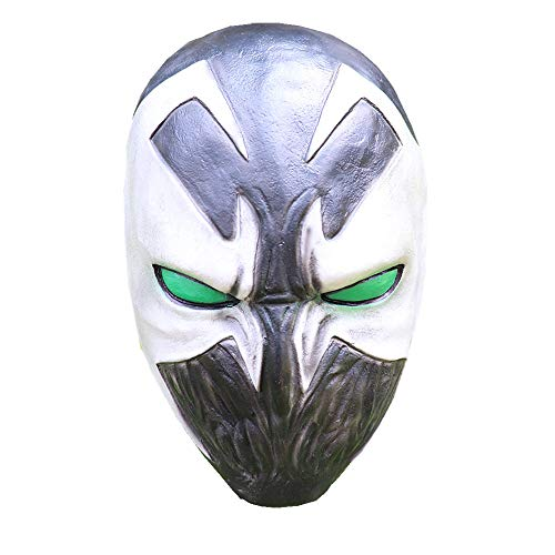 Spawn Costume - Cafele Adult Spawn Latex Superhero Halloween