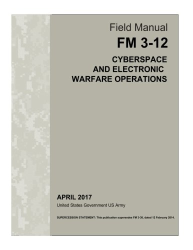 Field Manual FM 3-12 (FM 3-38) Cyberspace and Electronic Warfare Operations April 2017