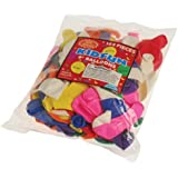 "US Toy Helium Balloons (144 Piece), 9"", Assorted Color"