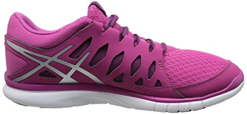 ASICS Frauen GEL Fit Tempo 2 Fitnessschuh Beere / Silber / Pflaume