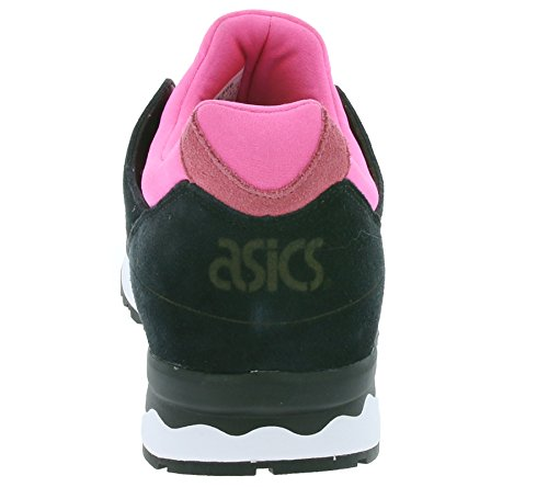 Asics Hommes Sneakers Gel-Lyte V LC Black-Black HL506-9090