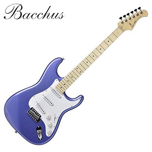Bacchus バッカス ストラトキャスター エレキギター ユニバース シリーズ BST-1M LPB (BST1M)   B00LL31LQC