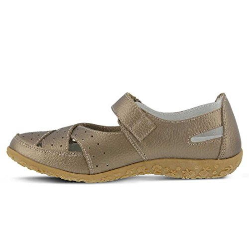 Bronze Streetwise Women's Spring leather Sandals Step qwaHPHZ