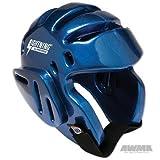 ProForce Lightning Sparring Headgear - Blue - Medium