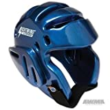 ProForce Lightning Sparring Headgear - Blue - X-Large