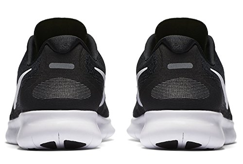anth Sort Nike Wmns Indendørs Rn mørkegrå Free Sportssko Kvinder Hvid TgTw6vSzq