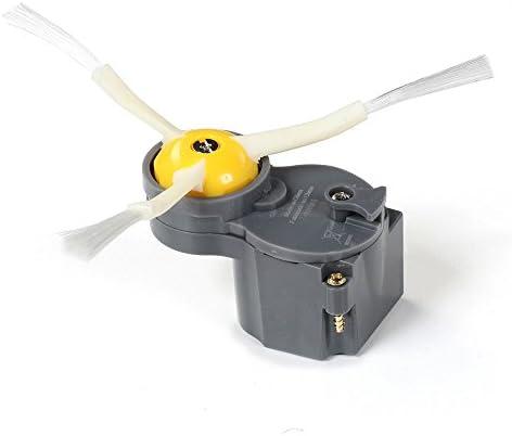 ASP ROBOT - MOTOR CEPILLO LATERAL - ciclomotor kit motorizado para Roomba 880 Serie 800. Recambio ORIGINAL repuesto compatible para aspirador irobot Rumba Serie 8 ALTA CALIDAD: Amazon.es: Hogar