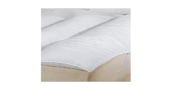 Hometexstyle TM3173013 Slight Second. algodón Calidad de Hotel Protector de colchón/Disponible en Solo, Doble y Cama King Size (Doble): Amazon.es: Hogar