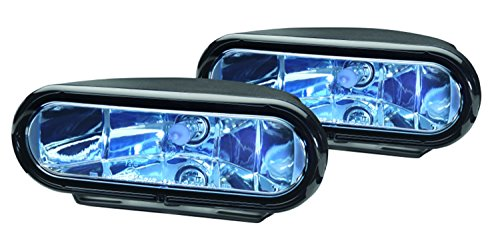 HELLA HLA-008284861: FF75 Series 12V/55W Blue Lens Halogen Driving Lamp Kit