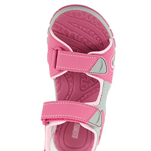 Pictures of Khombu Girls' River Sandal Pink/Grey Pink / Grey 2