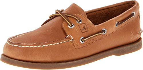 Sperry Top-Sider Men's A/O 2 Eye Boat Shoe,Sahara,11 M US