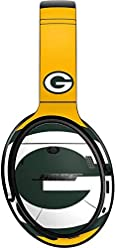 c716b3a3e7f Skinit Green Bay Packers Large Logo Bose QuietComfort 35 II Headphones Skin  - Officially Licensed NFL