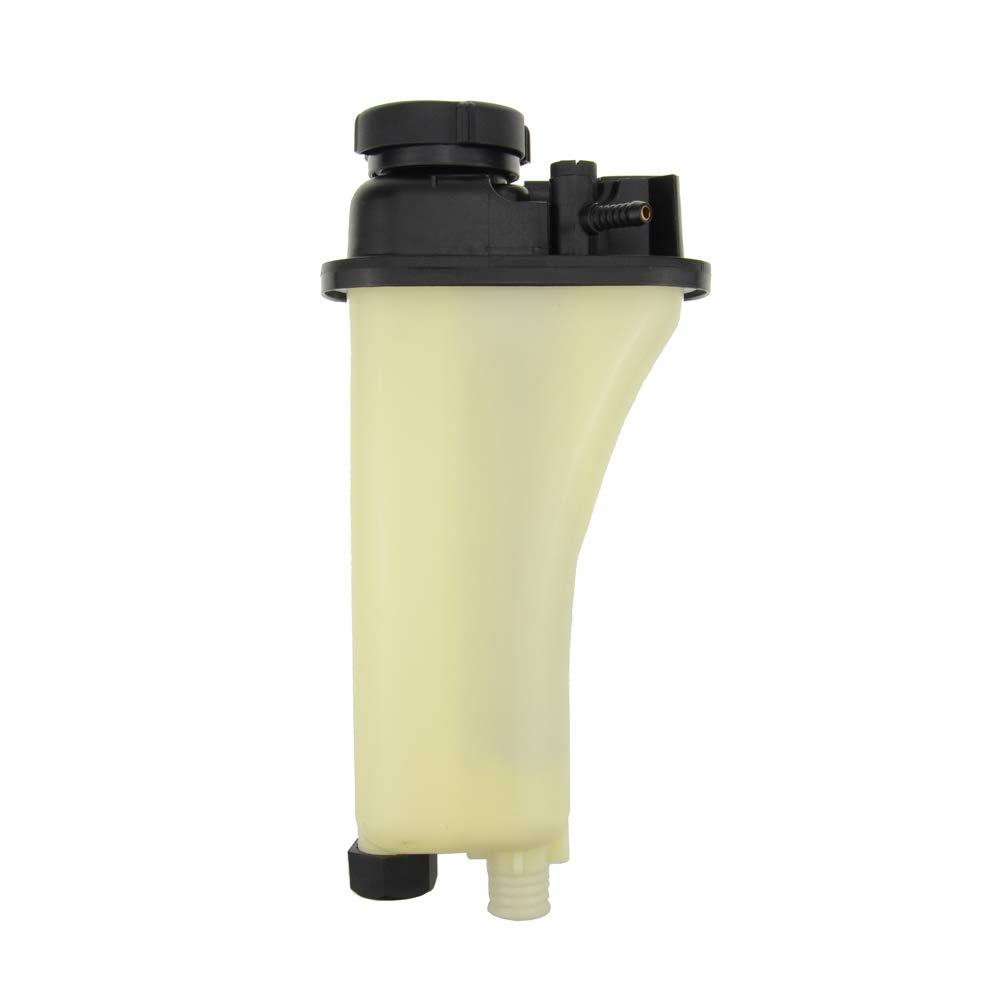 A-Premium Coolant Expansion Tank with Cap and Sensor for BMW E36 320i 323i 323is 325i 325is 328i 328is M3 Z3 E39 528i