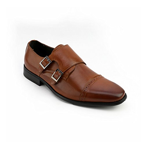Xray Shoes (Xray Mens Kimbel Double Monk Strap)