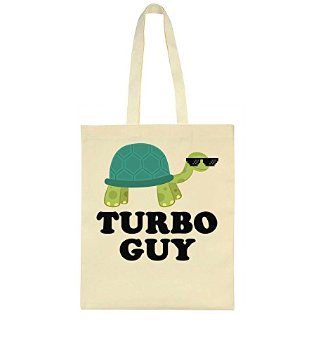 Idcommerce Tote Guy Sunglasses Cool Turbo Bag With Turtle rfrZqz