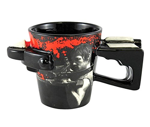 JUST FUNKY WD-Cmg-5252-Jfc Walking Dead Coffee Mug with 3D ()