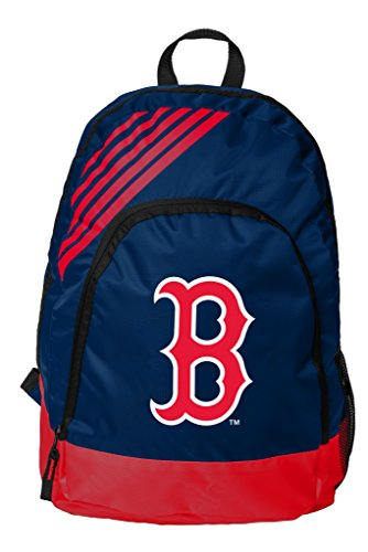 Boston Red Sox Border Stripe - Boston Sox Red Backpack